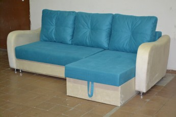 Угловой диван Фламинго