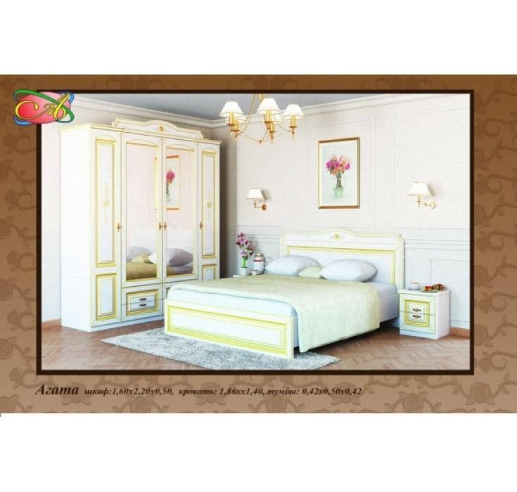 Спальный гарнитур Агата