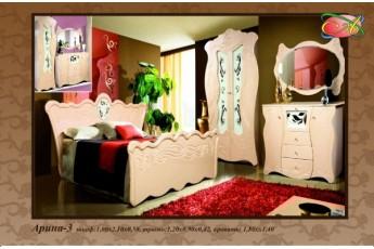 Спальный гарнитур Арина-3