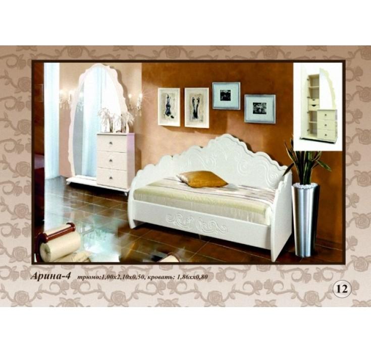 Спальный гарнитур Арина-4