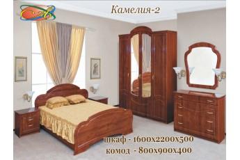 Спальный гарнитур Камелия-2