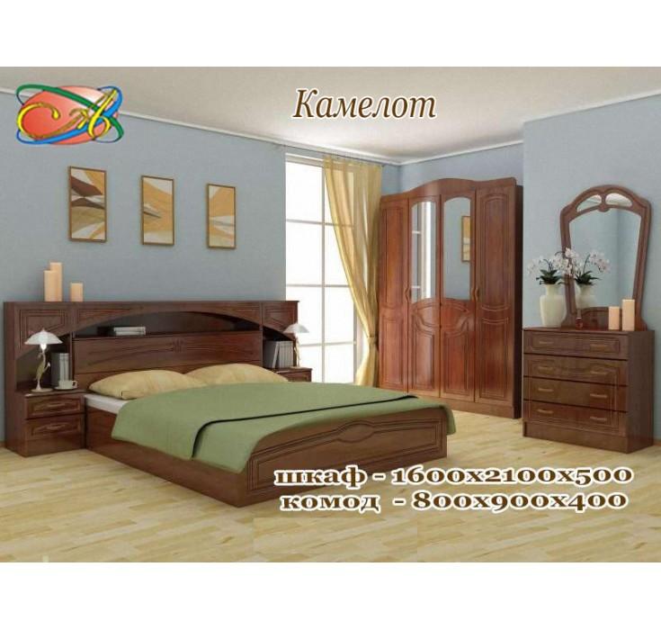 Спальный гарнитур Камелот