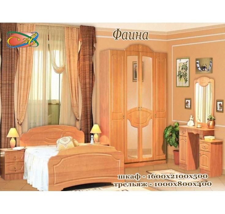 Спальный гарнитур Фаина