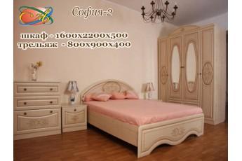 Спальный гарнитур София-2